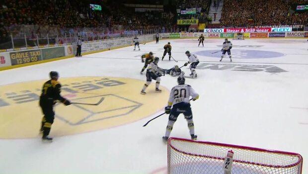 Highlights: Brynäs-HV71 4-6