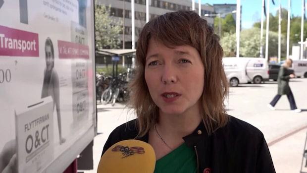 Vänsterns toppnamn tog ut traktamente –fast hon bor i stan