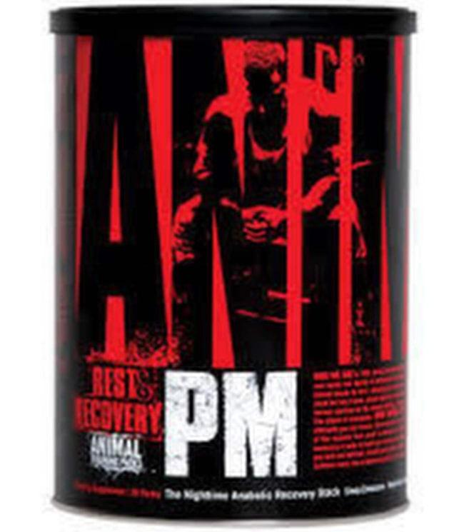 Animal PM (Universal Nutrition) Olagligt läkemedel som<br>säljs som kosttillskott<br>för styrketräning.