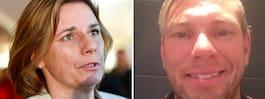 M-politiker avgår efter dödshotet mot Lövin