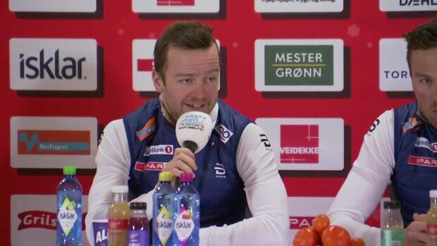 """Sjur Röthe: """"Imponerad av att han ger mig chansen"""""""