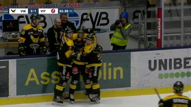 Höjdpunkter: Västerås–Vita Hästen