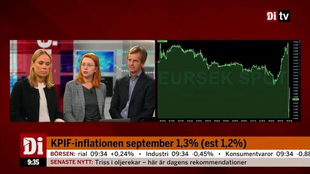 """Analytikern: """"Kul för Riksbanken att få rätt"""""""