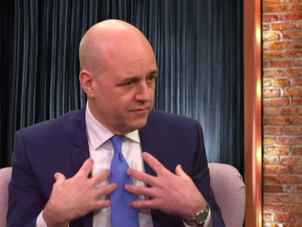 Reinfeldt om höjd pensionsålder