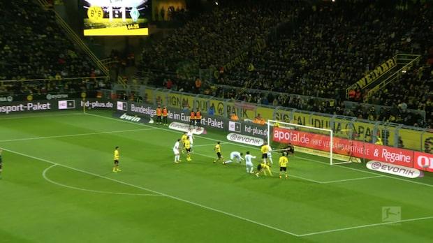 Highlights: Borussia Dortmund-Werder Bremen