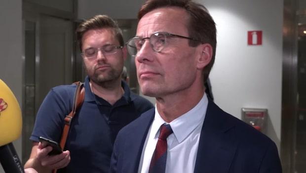 """Ulf Kristersson: """"Integrationen är brännpunkten till Sveriges problem"""""""