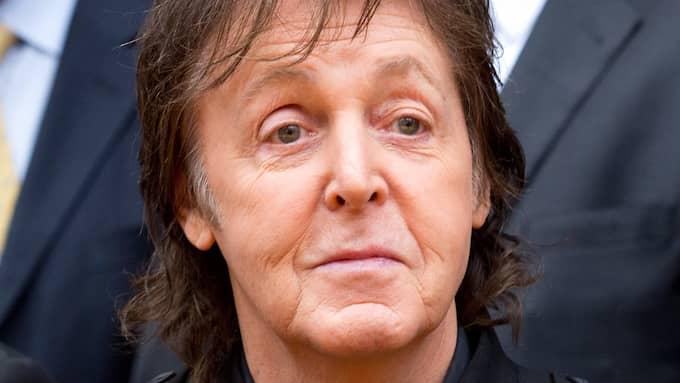 Paul McCartney berättar för första gången om sin återkommande mardröm. Foto: MARCUS OWEN / MARCUS OWEN/STARTRAKSPHOTO.COM/A STARTRAKS PHOTO