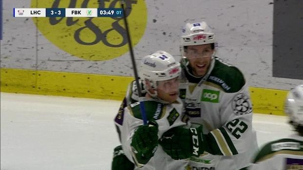Höjdpunkter: Färjestad vände och vann mot Linköping