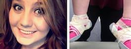 Förskollärare får sparken – efter Jessicas upptäckt på dotterns ben