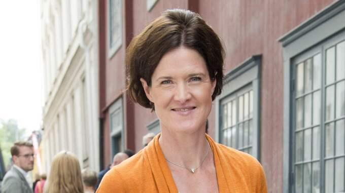 Anna Kinberg Batra, partiledare för Nya Moderaterna Foto: Sven Lindwall