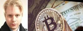 Bitcoin-proffset Emil varnar för kryptovalutan