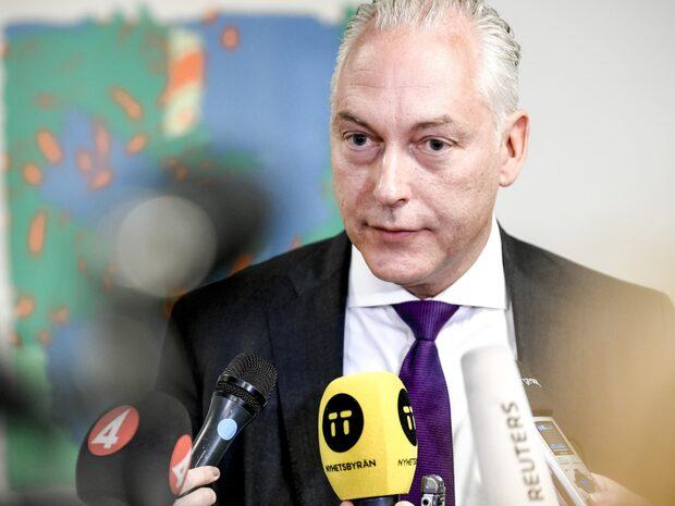 """Stjärnadvokat Johan Eriksson: """"Finns starkt intresse att öka livstidsstraffen"""""""