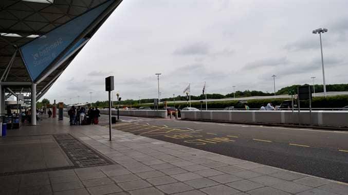 Den 34-årige mannen från Sverige greps den 19 december på flygplatsen Stansted norr om London. Arkivbild. Foto: Colourbox