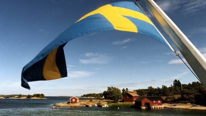 Sverige ligger högt på många internationella rankinglistor. Men det är ingen garanti för att vi gör det också om fem eller tio år. Foto: HANS T DAHLSKOG / DAHLSKOG HANS T PB PRESSENS BILD