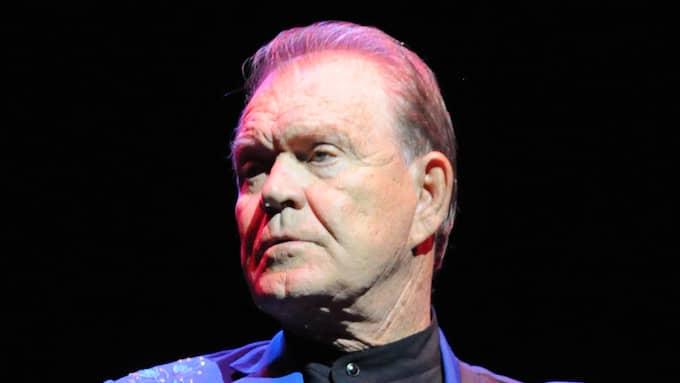 "Glen Campbell hade stora framgångar med låtar som ""By the Time I Get To Phoenix"", ""Wichita Lineman"", ""Gentle on My Mind"". Foto: PAUL HENNESSY / POLARIS POLARIS IMAGES"
