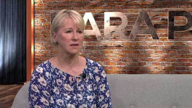 Bara Politik: Se hela intervjun med Wallström