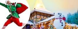 Drömjobbet för julälskare – bli en tomtenisse i Finland