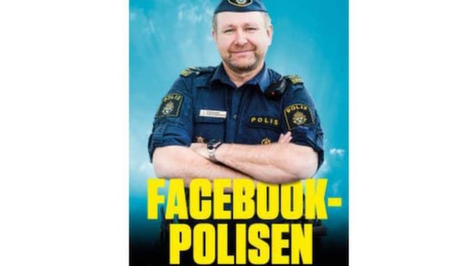 """Känd som författare till boken """"Facebook-polisen""""."""
