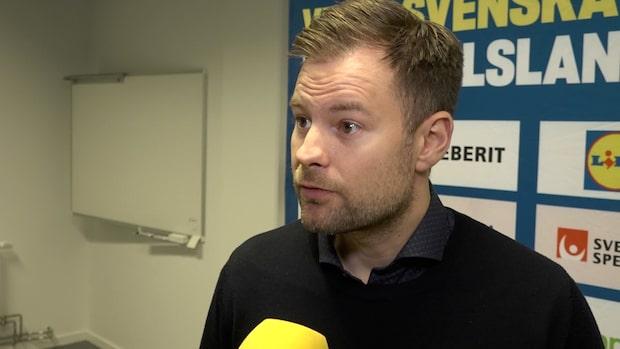 Kristján Andrésson om truppen till handbolls-EM