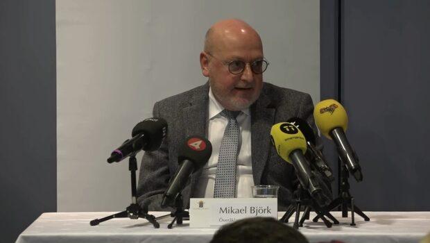 Överåklagaren om svenske Macchiarini-patienten