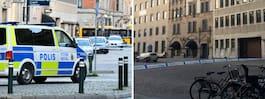 JUST NU: SEB-kontor utrymt efter bombhot