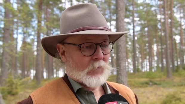 """Vd Nordström Skog: """"Väldigt hårt arbetstryck"""""""