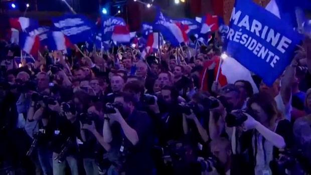 Så röstade Europa i valet – stora förändringar i fördelningen