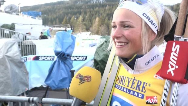 """Frida Karlsson: """"Förstod inte att det var sant"""""""