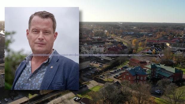 Familjen styr Åmål – Hör Michael Karlsson berätta