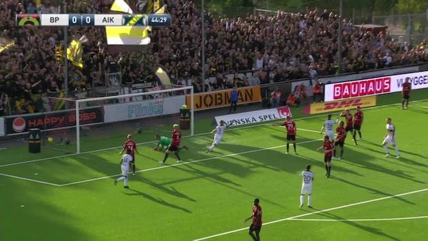 Höjdpunkter: Brommapojkarna-AIK