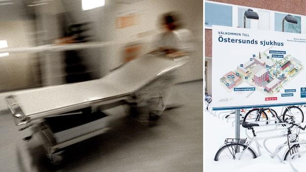 Bisarra sparkravet på sjukhuset: Använd inte automatiska dörrar