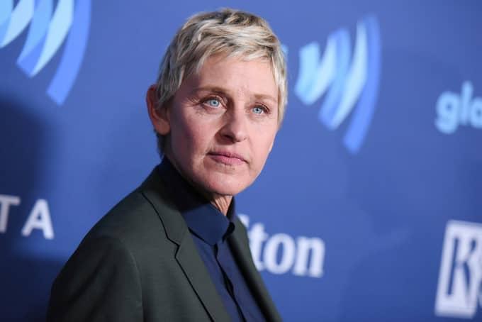 Ellen DeGeneres. Foto: RICHARD SHOTWELL / AP TT NYHETSBYRÅN