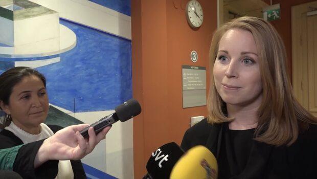 """Annie Lööf: """"Det ligger i sonderingsuppdraget att bli tolererad som statsminister"""""""